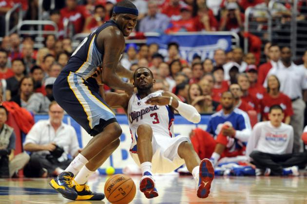 LA Clippers vs. Memphis Grizzlies: Game 4 Preview, Schedule and Predictions