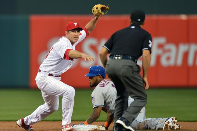 ESPN Gamecast: Phillies vs. Mets