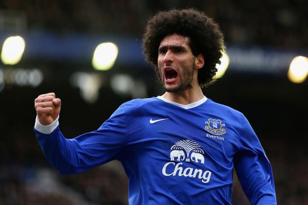 Chelsea Transfer News: Marouane Fellaini Snub Will Be Good Thing for Blues
