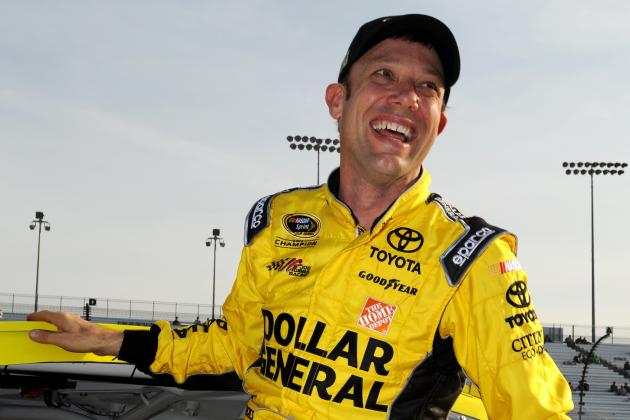 NASCAR Richmond Starting Lineup: Matt Kenseth Wins Pole