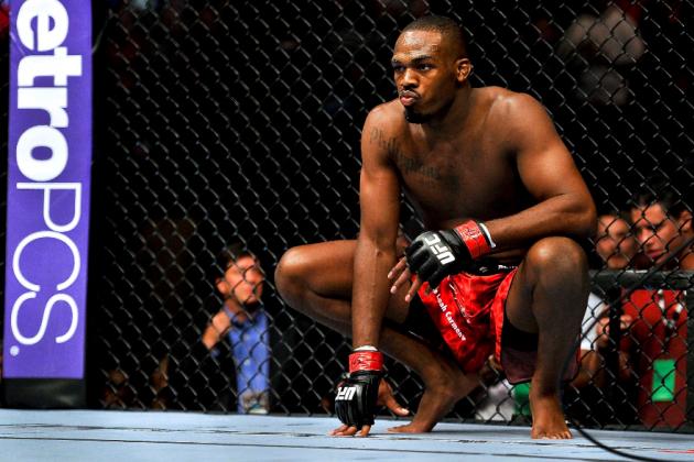 UFC 159: Jon Jones Says Superfight with Anderson Silva Will Happen 'For Sure'