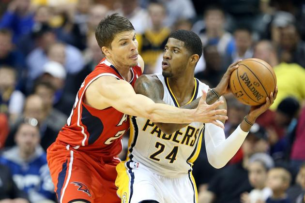 Indiana Pacers vs. Atlanta Hawks: Game 3 Preview, Schedule and Predictions