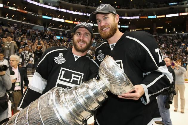 NHL Playoff Schedule 2013: When and Where to Catch Postseason Release