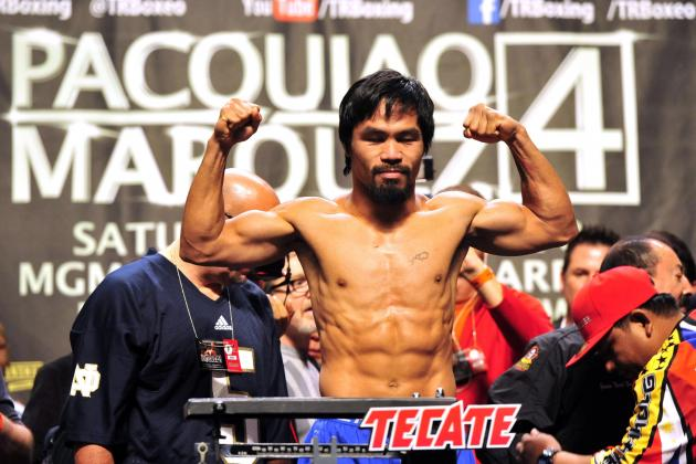 Manny Pacquiao Should Choose Mike Alvarado over Brandon Rios as Next Opponent