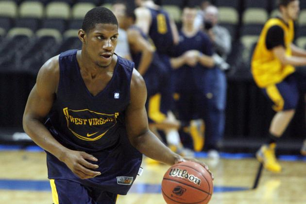 Report: St. Joseph's Lands WVU Transfer Aaron Brown