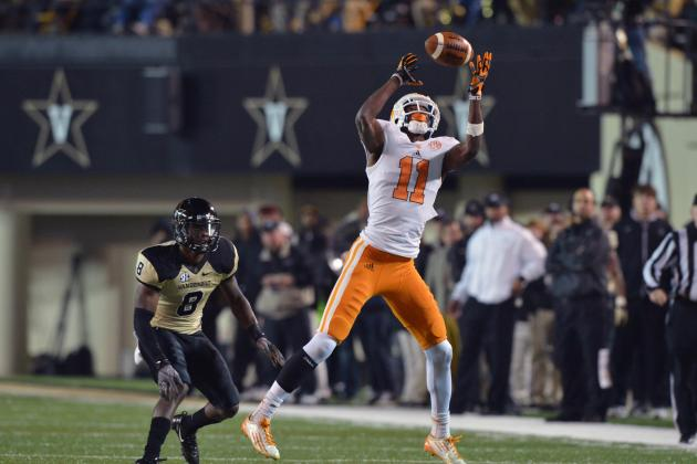Justin Hunter to the Titans: How Does Wide Receiver Fit in Tennessee?