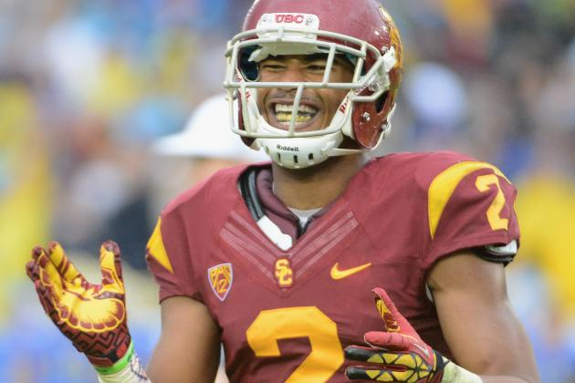 Robert Woods: How Will Buffalo's Newest WR Fare in the Pros?