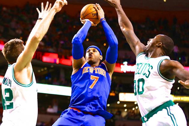 N.Y. Knicks vs. Boston Celtics: Game 3 Live Score, Results and Game Highlights