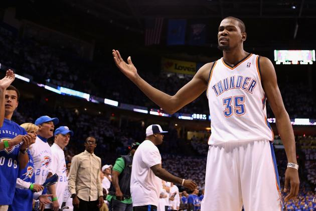 Blueprint for Kevin Durant to Keep OKC Thunder Afloat Without Russell Westbrook