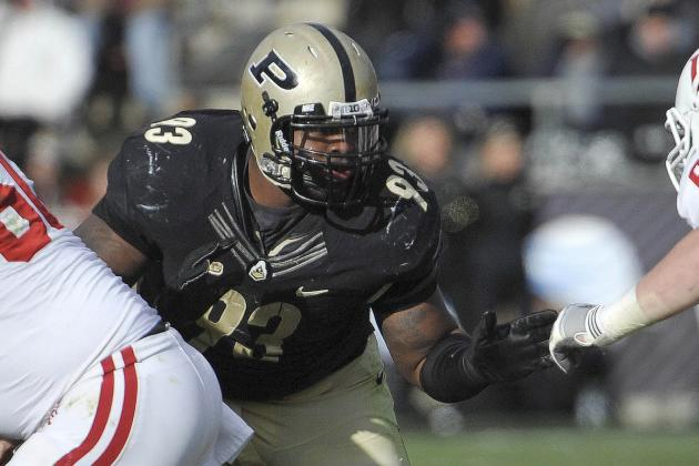 Kawann Short Scouting Report: NFL Outlook for Purdue DT