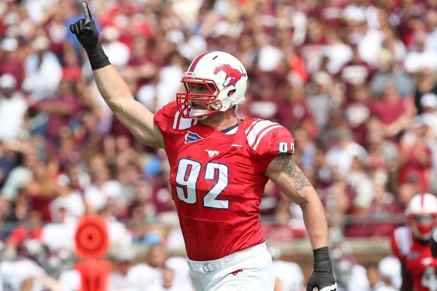 Margus Hunt: How Will Cincinnati's Newest DE Fare in the Pros?