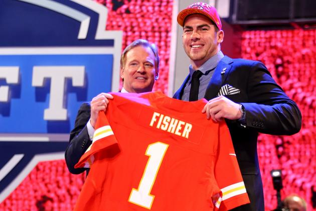 NFL Draft 2013 Compensatory Picks: Full List of Selections