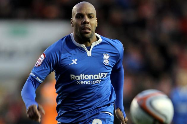 Birmingham Striker Marlon King Arrested After Serous Car Crash