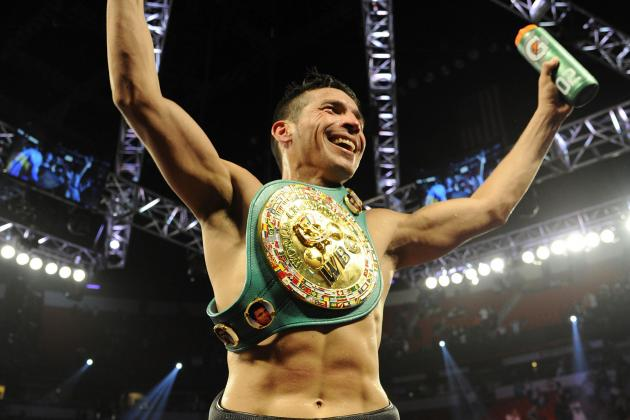 Sergio Martinez vs. Martin Murray: Breaking Down Biggest Storylines to Watch for