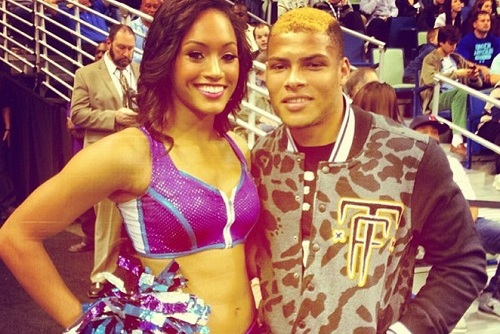 Sydni Paige Russell: New Cardinals CB Tyrann Mathieu's Girlfriend