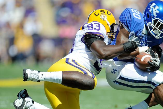 LSU's Bennie Logan Viewed as Versatile Defensive Lineman
