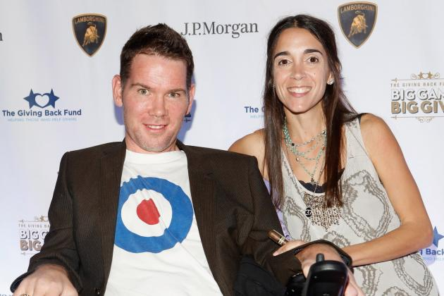 Steve Gleason Announces New Orleans Saints' 3rd-Round Pick