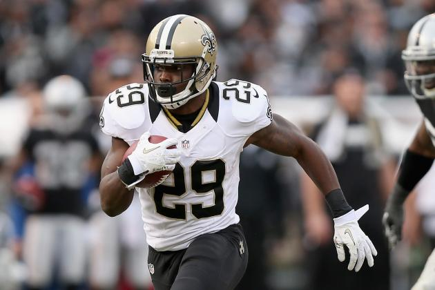 New York Jets Reportedly Trade for Chris Ivory