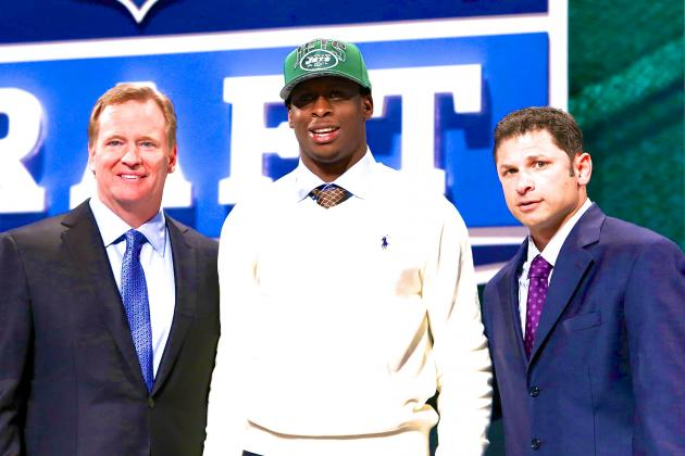 Geno Smith Drafted in Round 2 by New York Jets