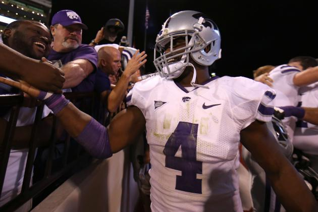 Arthur Brown Scouting Report: NFL Outlook for Kansas State LB