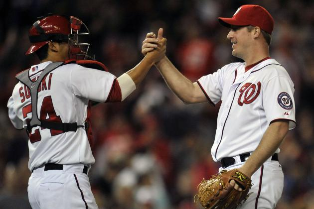 Zimmermann Throws 1-Hitter as Washington Nationals Beat Cincinnati Reds 1-0