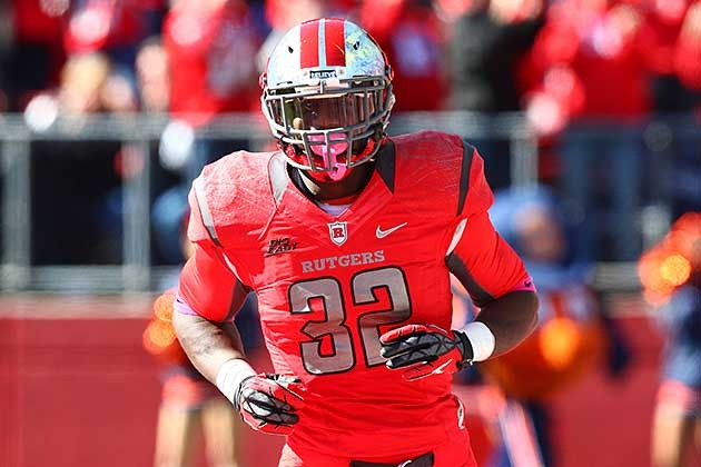 Duron Harmon, DS #16 SS, Rutgers