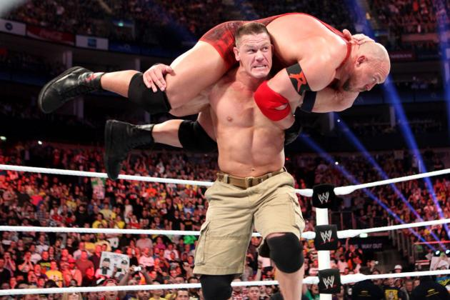John Cena vs. Ryback at WWE Extreme Rules: Do Fans Really Care About This Match?