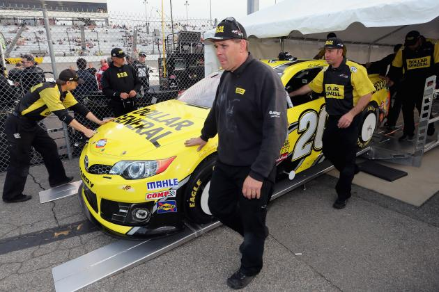 Who's Right in Penalty and Illegal Parts Dispute: Matt Kenseth or NASCAR?