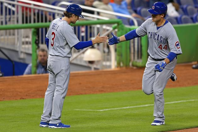 Rizzo's 4 RBIs Give Cubs Back-to-Back Wins