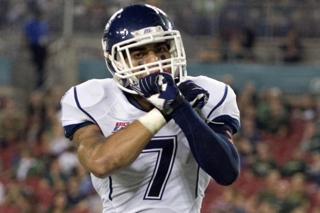 Dwayne Gratz to Jaguars: How Does Cornerback Fit with Jacksonville?