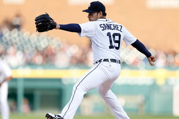 Anibal Sanchez Proves How Valuable He Is to the Detroit Tigers