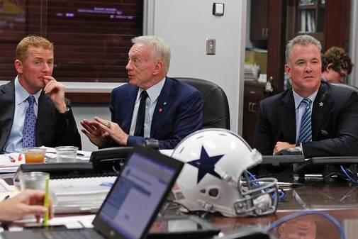 Dallas Cowboys Continue to Embarrass Themselves on Day 2 of the NFL Draft