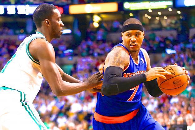 New York Knicks vs. Boston Celtics: Game 3 Score, Highlights and Analysis