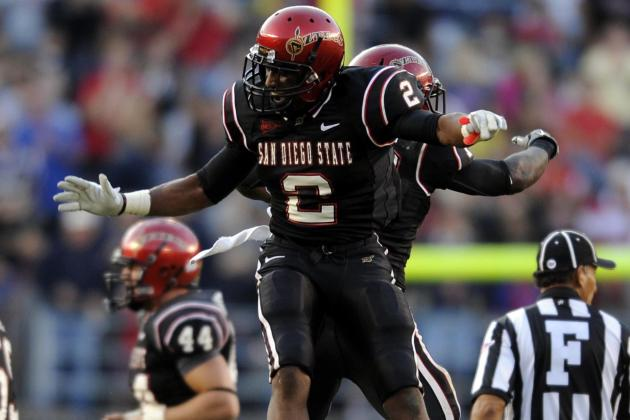Browns Select Leon McFadden, San Diego State DB, in the 3rd Round