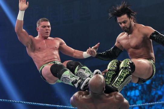 WWE High-Flying Heels: The Future of International Airstike