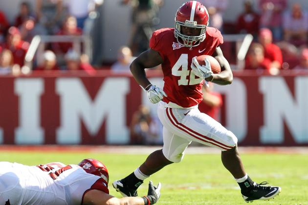 Eddie Lacy to Packers: How Does RB Fit with Green Bay?