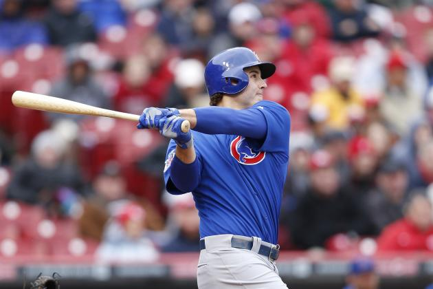 Anthony Rizzo Getting Back in Swing