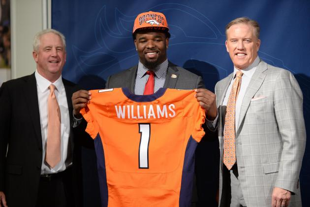 Broncos First-Rounder Sylvester Williams Became Emotional When Picked