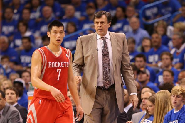 Grading Jeremy Lin's Playoff Performance Thus Far