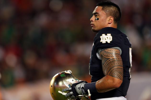 Chargers Steal Te'o, Allen on Day 2 of Draft