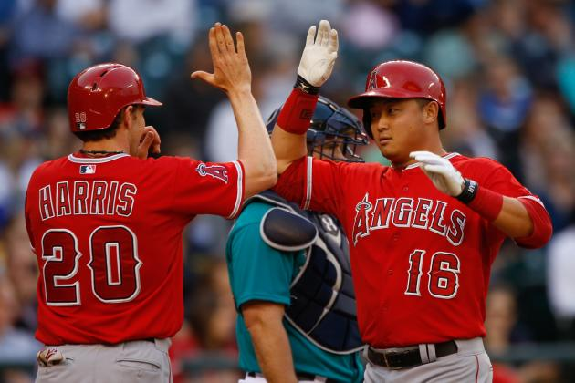 Angels 6, Mariners 3
