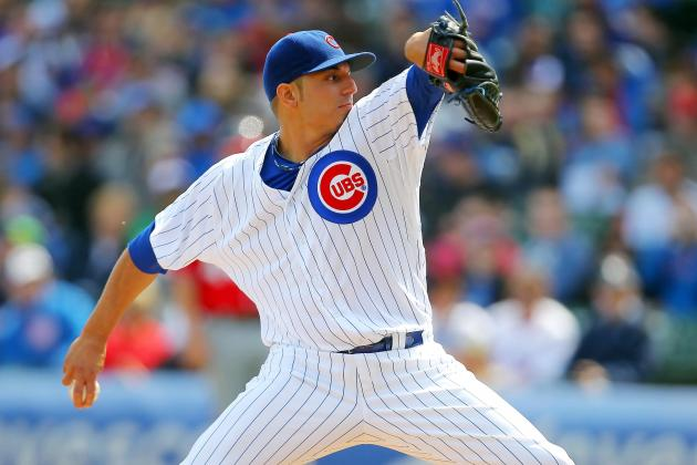 What Matt Garza's Healthy Return Would Mean for the Cubs' Rebuilding Plans
