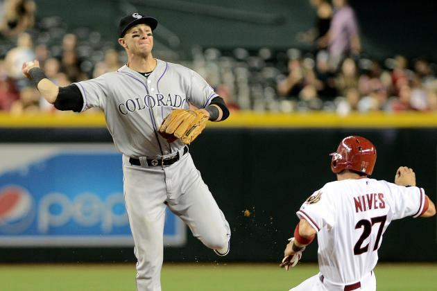 Tulowitzki Helps Rockies Push Past D-Backs