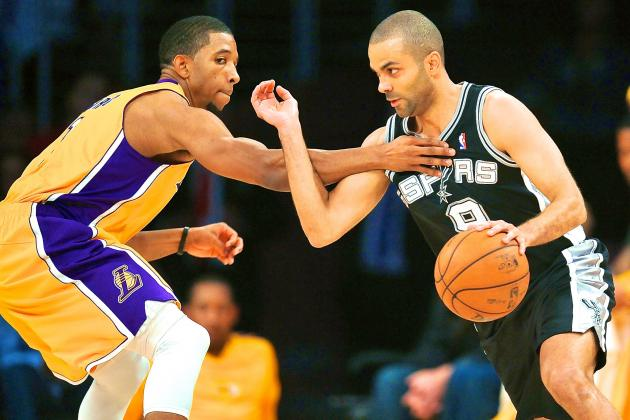 San Antonio Spurs vs. L.A. Lakers: Game 3 Score, Highlights and Analysis