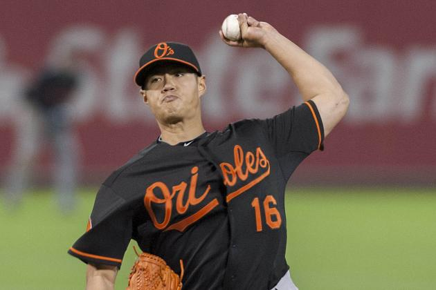 Chen Keeps Athletics Quiet in Orioles Win