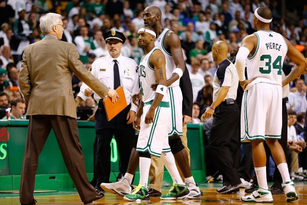 What Went Wrong for Doc Rivers' Boston Celtics in the 2013 NBA Playoffs