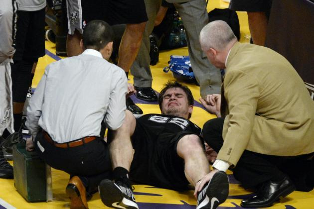 Splitter out 7-10 Days with Ankle Sprain