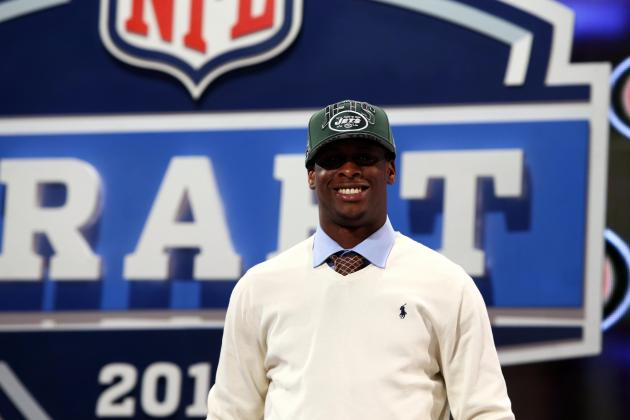 NFL Draft 2013 Results: Complete List of Day 2 Selections
