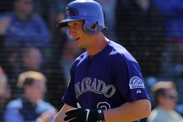 Tulo Playing Star Role for First-Place Rockies