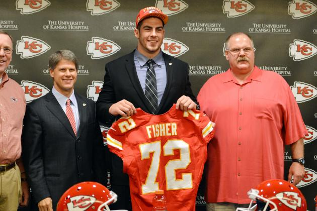 Chiefs Make Right Decision to Go All Offense in First 2 Days of 2013 NFL Draft